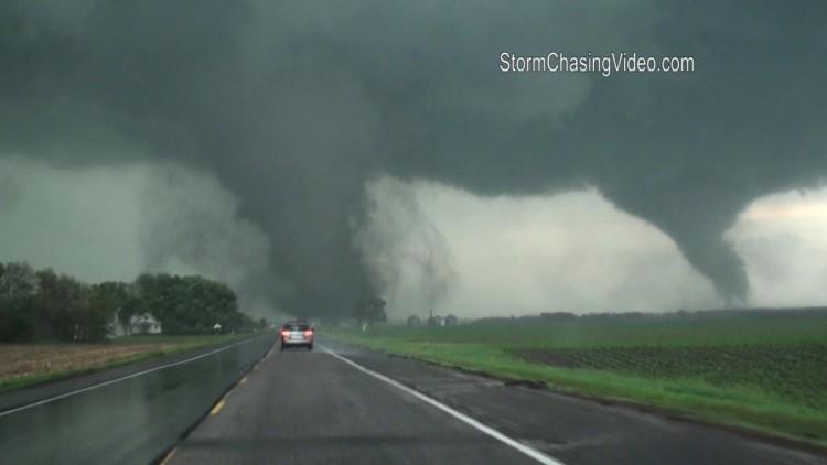Pilger, Nebraska Twin Tornado