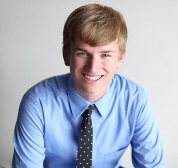 Nebraska native and current George Washington University freshman Patrick Nolan