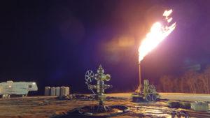fracking_flaring