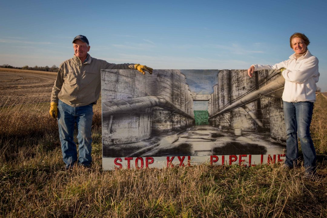 Give now to stop Keystone XL